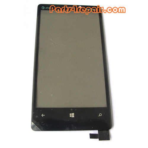 Nokia Lumia 920 Touch Screen with Digitizer from www.parts4repair.com