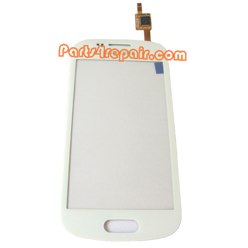 Touch Screen Digitizer for Samsung Galaxy Trend II Duos S7572 -White