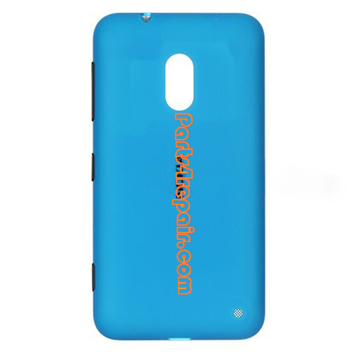 Back Cover for Nokia Lumia 620 -Blue