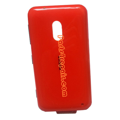 Back Cover for Nokia Lumia 620 -Orange