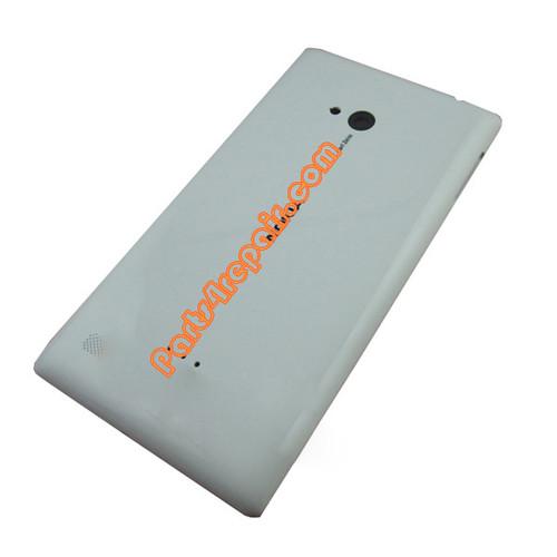 Back Cover for Nokia Lumia 720 -White
