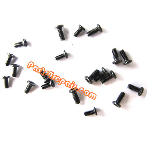 12pcs Screws for HTC One X