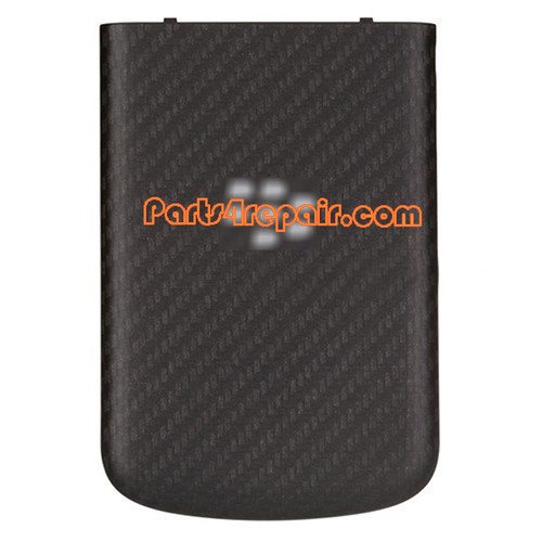 Back Cover with NFC for BlackBerry Q10 -Black