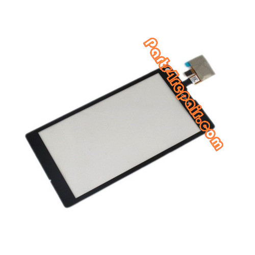 Touch Screen Digitizer for Sony Xperia L S36H -Black