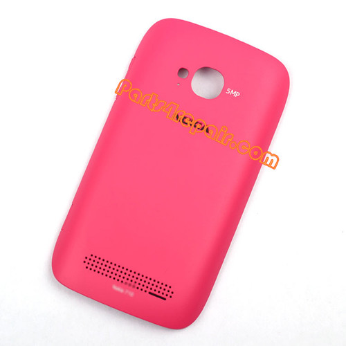 Back Cover for Nokia Lumia 710 -Red
