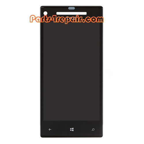 Complete Screen Assembly with LGP for HTC Windows Phone 8X