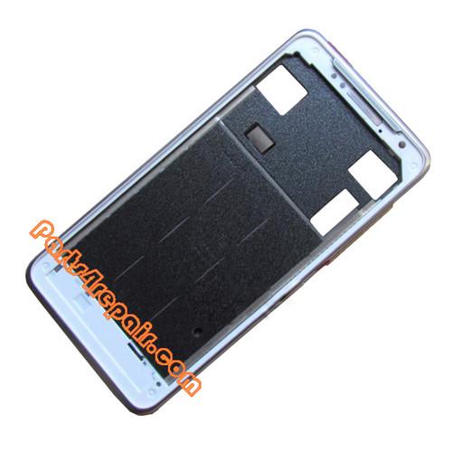 LCD Bezel for HTC J Z321E -White