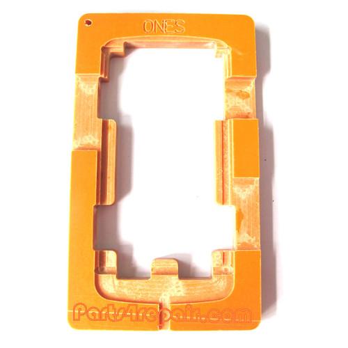UV Glue (LOCA) Alignment Mould for HTC One S LCD Glass