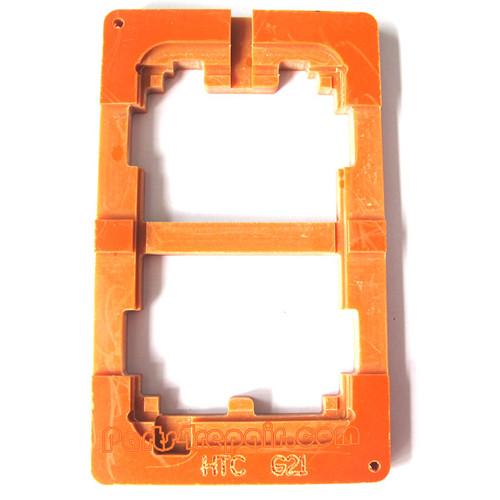 UV Glue (LOCA) Alignment Mould for HTC Sensation XL LCD Glass