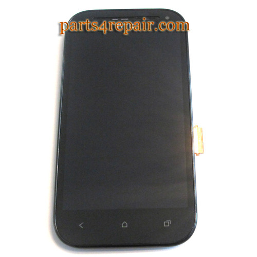 Complete Screen Assembly with Bezel for HTC Desire SV