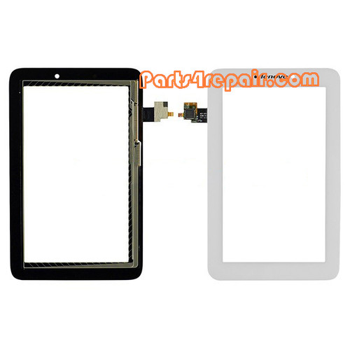 Touch Screen Digitizer for Lenovo Idea Tab A2107 -White
