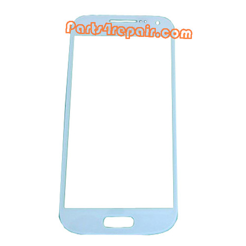 Front Glass Lens OEM for Samsung I9190 Galaxy S4 mini -White