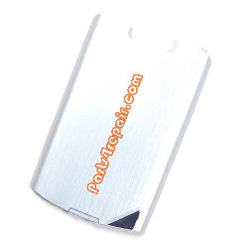 Back Cover for Nokia 700 -Silver