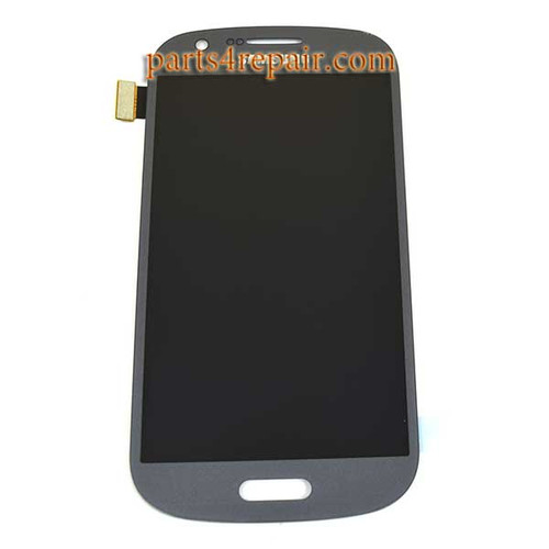 Complete Screen Assembly for Samsung Galaxy Express I8730 -Gray