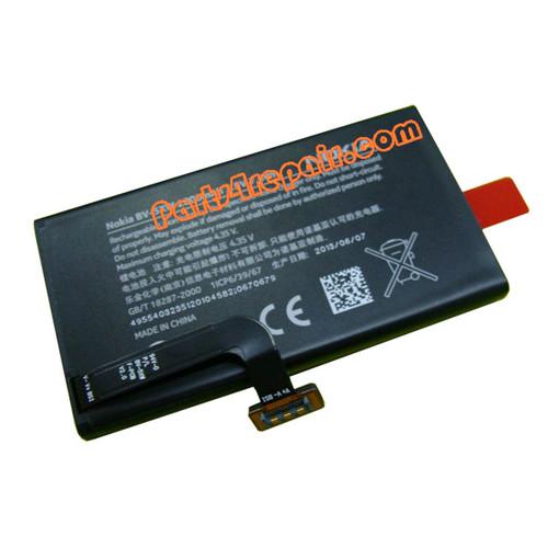 BV-5XW 2000mAh Battery for Nokia Lumia 1020
