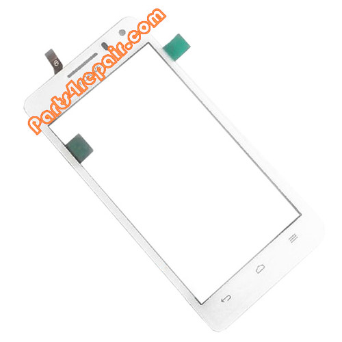 Touch Screen Digitizer for Huawei Ascend G600 U8950 -White