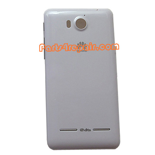 Back Cover for Huawei Ascend G600 U8950 -White