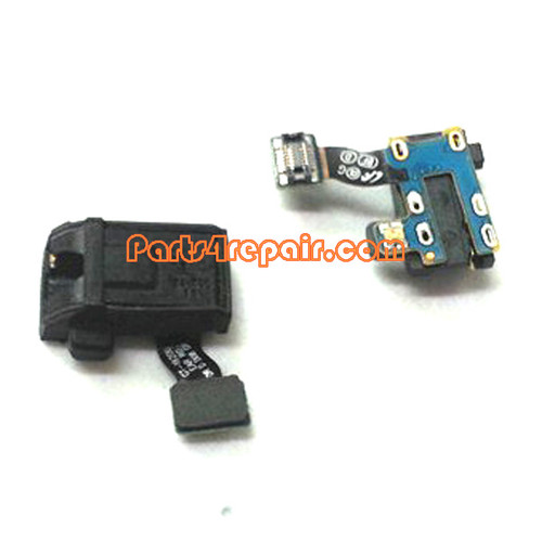 Earphone Jack for Samsung Galaxy Mega 6.3 I9200