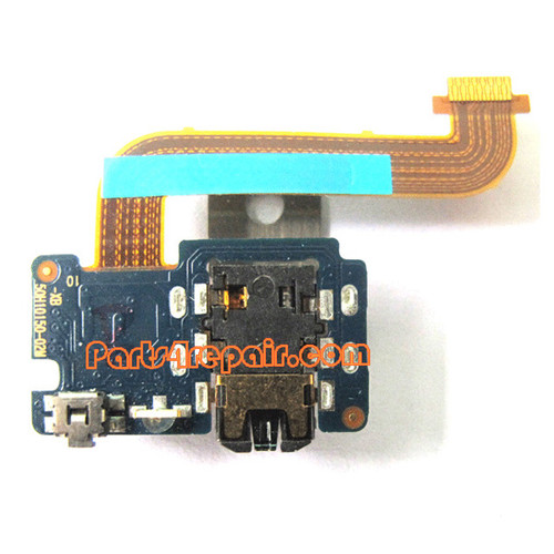 HTC Flyer Earphone Jack Flex Cable (T-mobile Version)