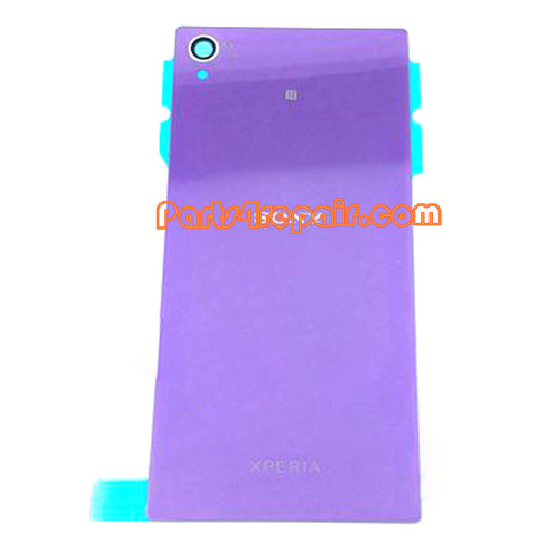 Back Cover OEM for Sony Xperia Z1 L39H -Purple