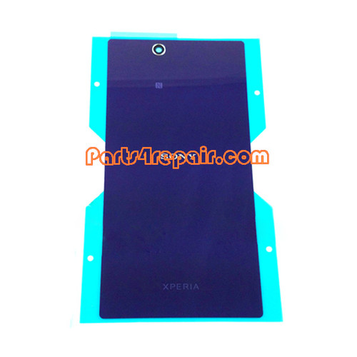 Back Cover OEM for Sony Xperia Z Ultra XL39H -Purple