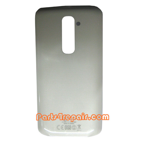 Back Cover without NFC for LG G2 D802 -White