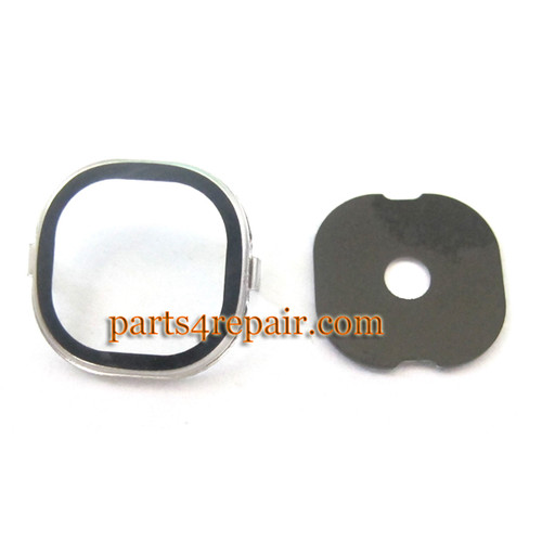 Camera Lens & Cover for Samsung Galaxy Mega 6.3 I9200