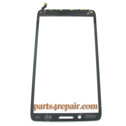 Touch Screen Digitizer for Motorola Droid Ultra XT1080 -Black