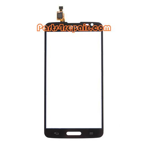 Touch Screen Digitizer for LG G Pro Lite D680 -Black (Refurbished)