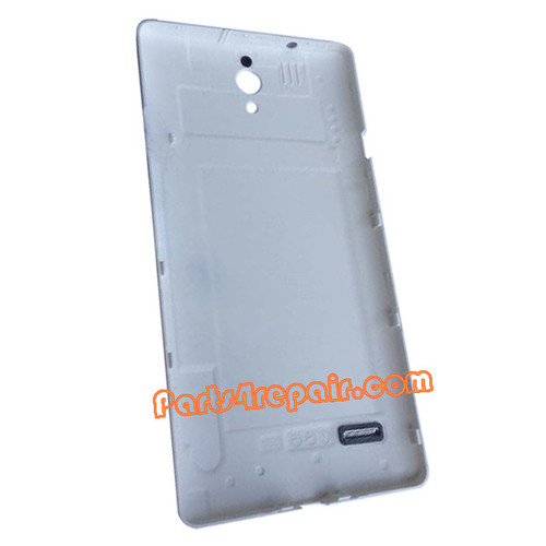 Back Cover for Huawei Ascend G700 -White