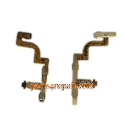 Power & Volume Flex Cable for Asus Transformer Pad TF300T