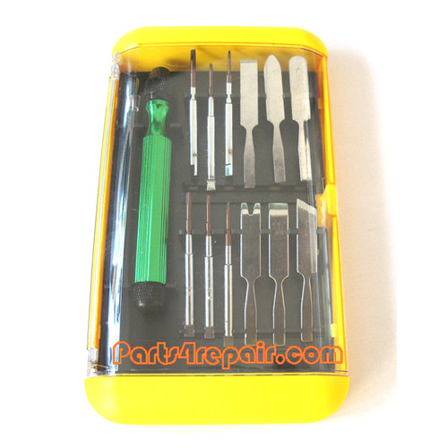 BST 302 14pcs in 1 Portable Screwdriver Kit for Macbook & Cellphone