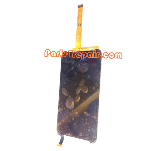 Complete Screen Assembly for Asus Fonepad Note FHD6 -Black