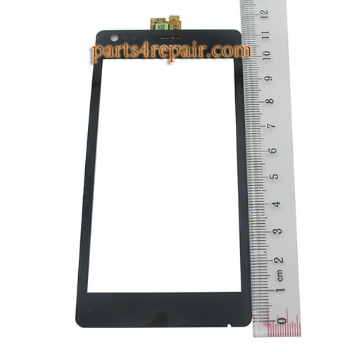 Touch Screen Digitizer for Sony Xperia M C1905 -Black