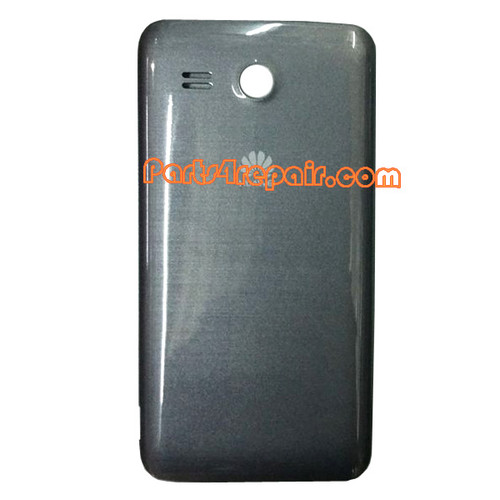 Back Cover for Huawei Ascend Y511 -Black