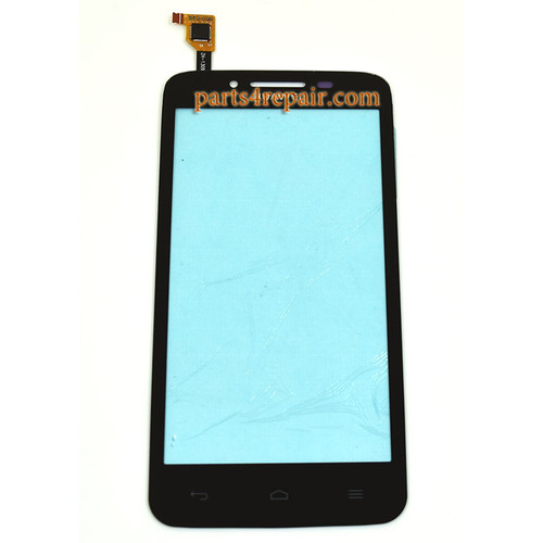 Touch Screen Digitizer for Huawei Ascend Y511 -Black