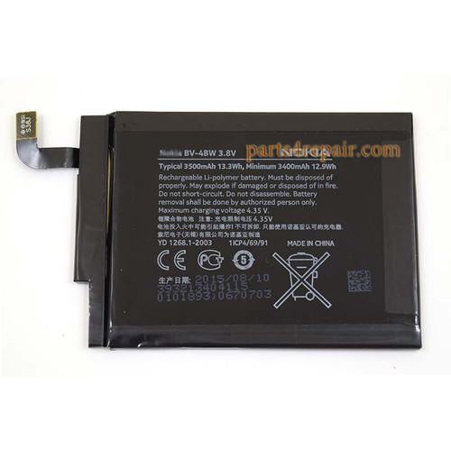 BV-4BW Battery for Nokia Lumia 1520