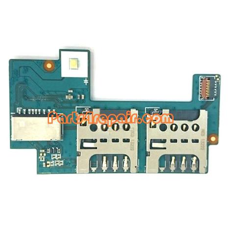 SIM Board for Sony Xperia C S39H