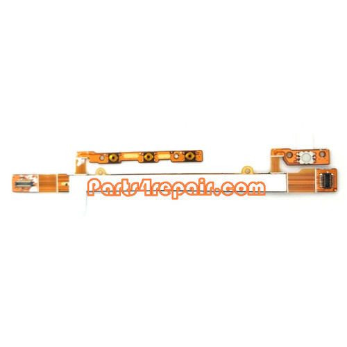 Side Key Flex Cable for Sony Xperia C S39H