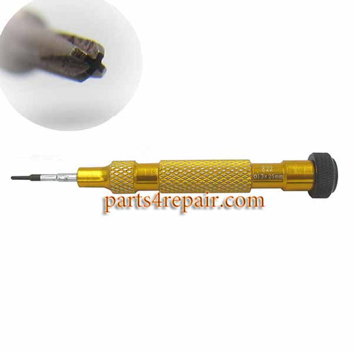 1.3mm Phillips PH#000 Screwdriver for iPhone 4/4S/5