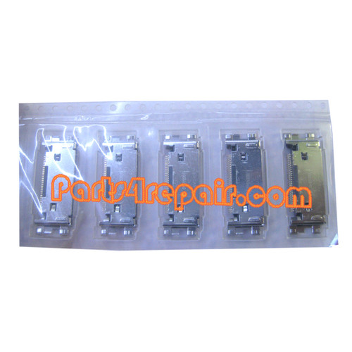 Dock Charging Port for Samsung P6800 / P7300