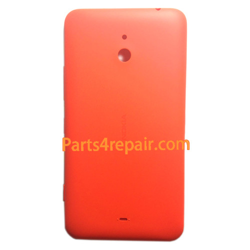 Back Cover for Nokia Lumia 1320 -Red