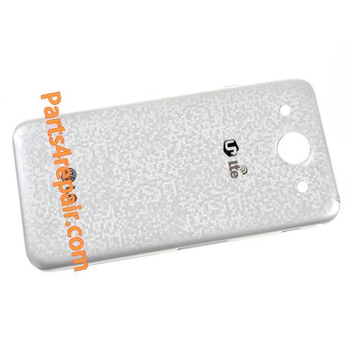 Back Cover for LG Optimus G Pro F240 -White