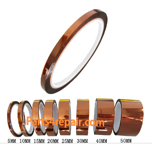 0.06mm Kapton Tape High Temperature Heat Resistant Polyimide