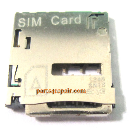 SIM Contact Connector for HTC Desire 500