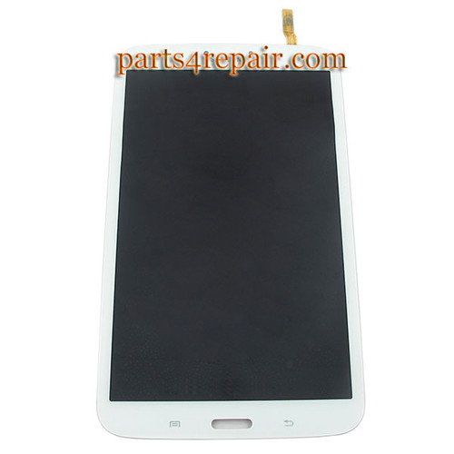 Complete Screen Assembly for Samsung Galaxy Tab 3 8.0 T310 (WIFI Version) -White