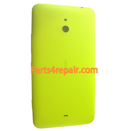 Back Cover for Nokia Lumia 1320 -Yellow