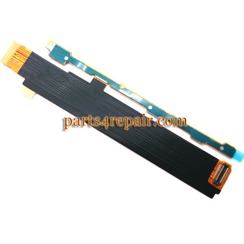 Side Key Flex Cable for Sony Xperia M C1905