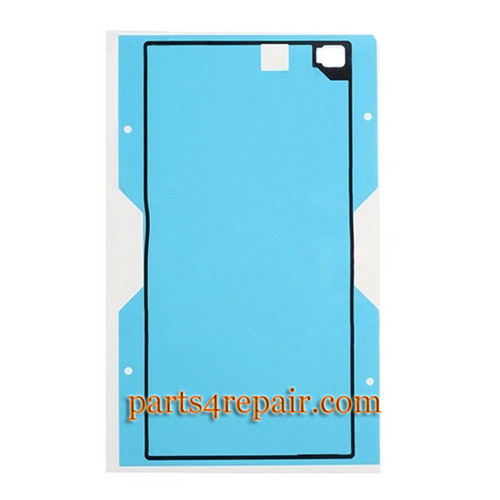 Adhesive Sticker of Back Cover for Sony Xperia Z Ultra XL39H