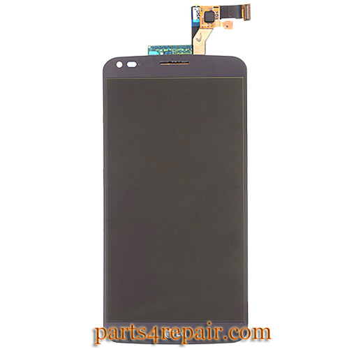 Complete Screen Assembly for LG G Flex D950 (AT&T)